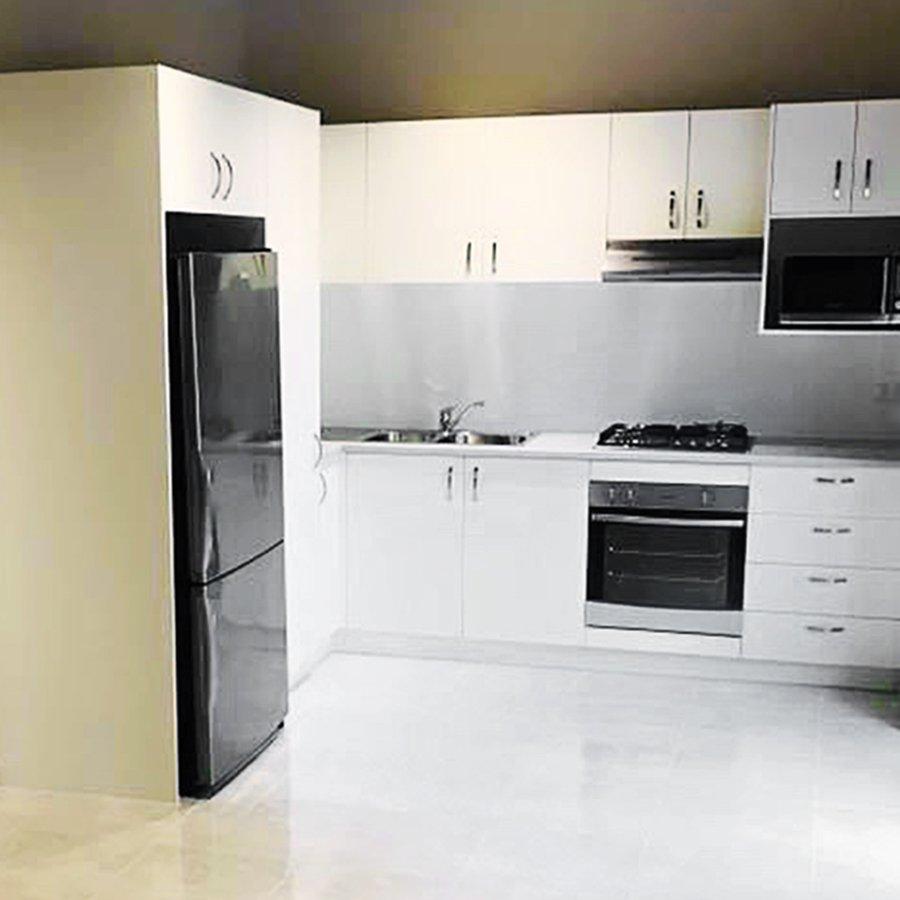 Granny Flat Renovation Kitchen