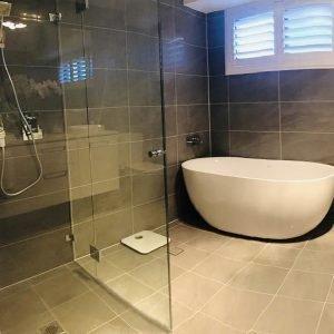 Main Bathroom Moorebank Bath & Shower