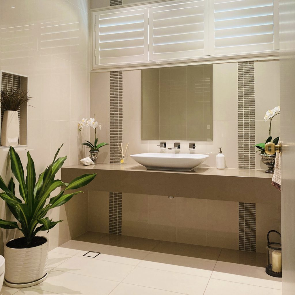 Our Projects - Adesso Powder Room Leppington