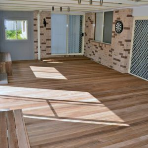 Our Projects - Adesso Sunroom Entertaining Area